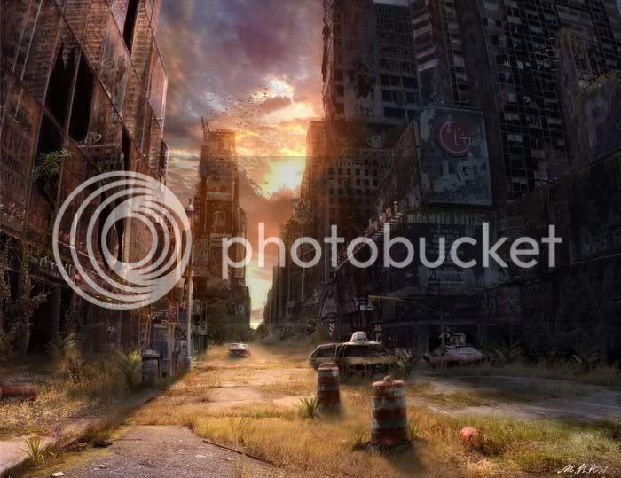 Postapokaliptične Slike Post-apocalypticreality16