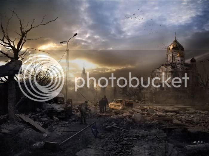 Postapokaliptične Slike Post-apocalypticreality6