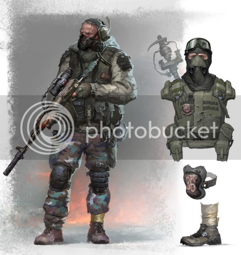 S.T.A.L.K.E.R. 2 Concept Art 13234333440021