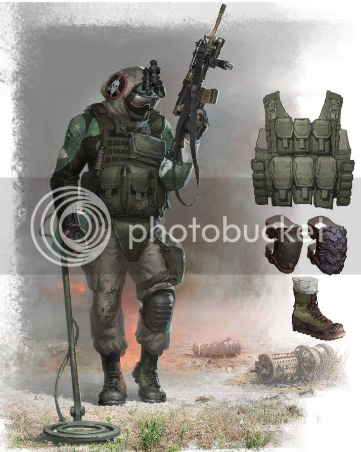 S.T.A.L.K.E.R. 2 Concept Art 1323433344004