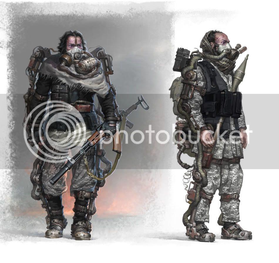S.T.A.L.K.E.R. 2 Concept Art 1323433434003
