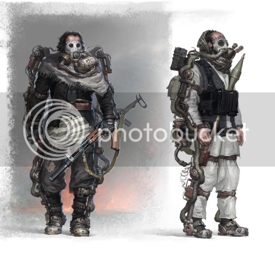 S.T.A.L.K.E.R. 2 Concept Art 1323433434004