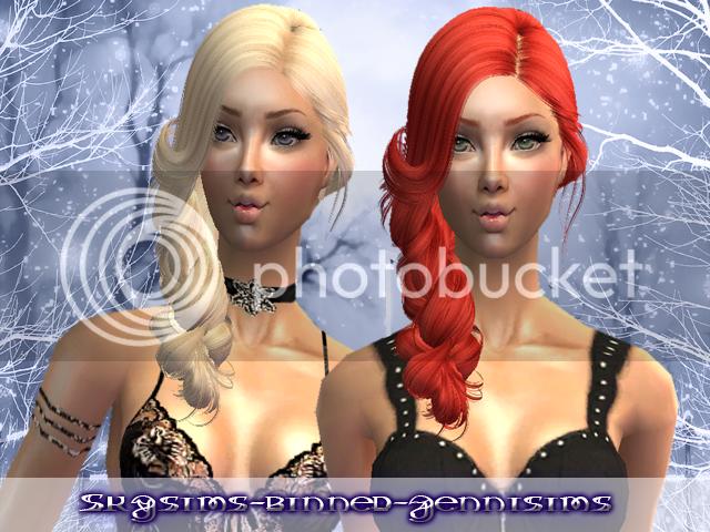 Прически для The Sims 2 .Женские Sky77-jennisims_zps0a60eec4