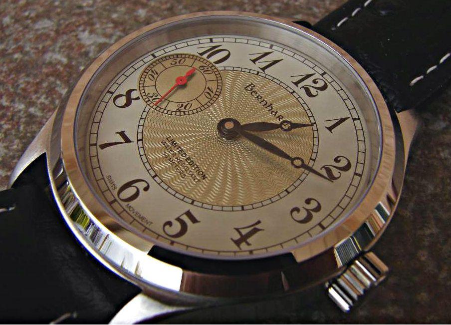 New Bernhardt Vintage Officer's Watch DSC06792-1