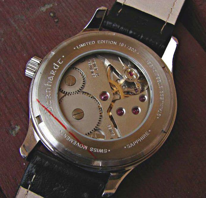 New Bernhardt Vintage Officer's Watch DSC06800-1