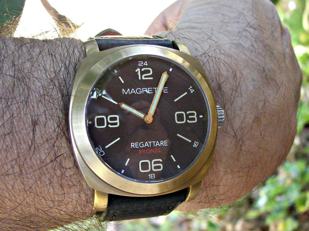 My Bronze Beauty From Magrette Magb2-1