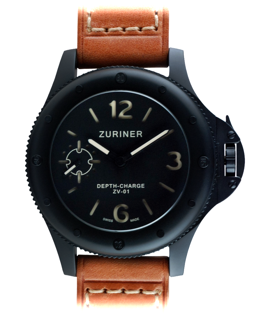 Has any watch grabbed your attention lately? Zurnir