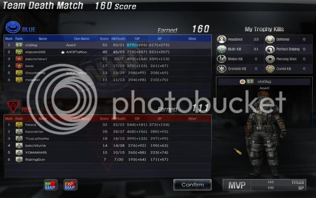 (-)Team Flag Match 162