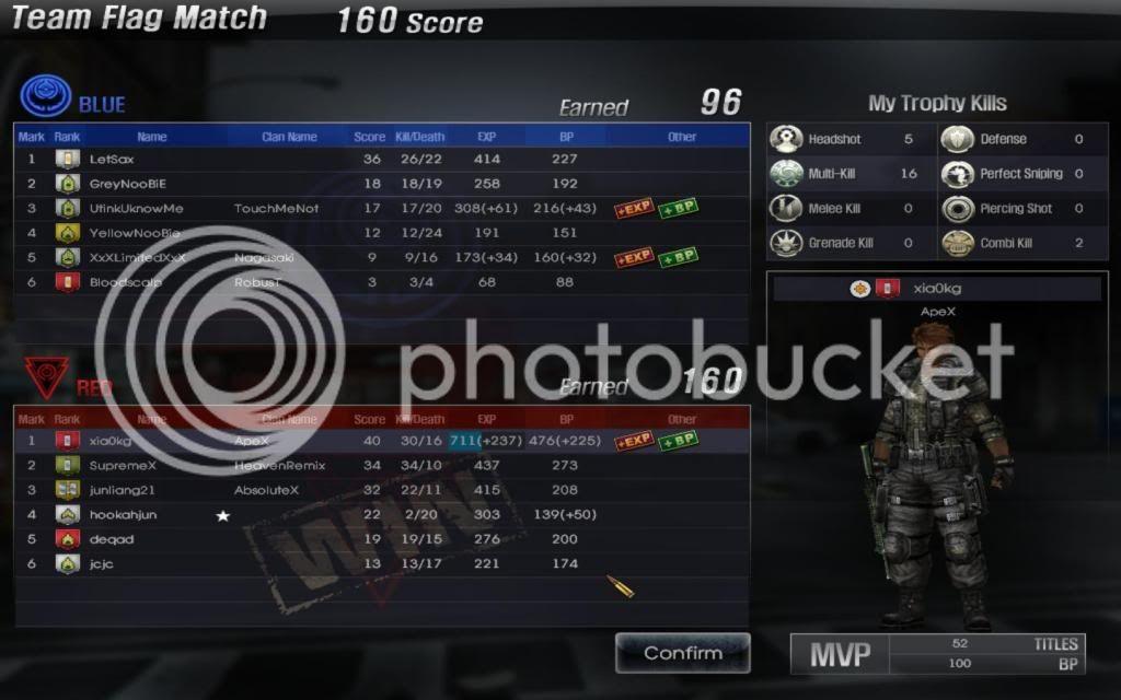 (-)Team Flag Match ScreenShot0205194626