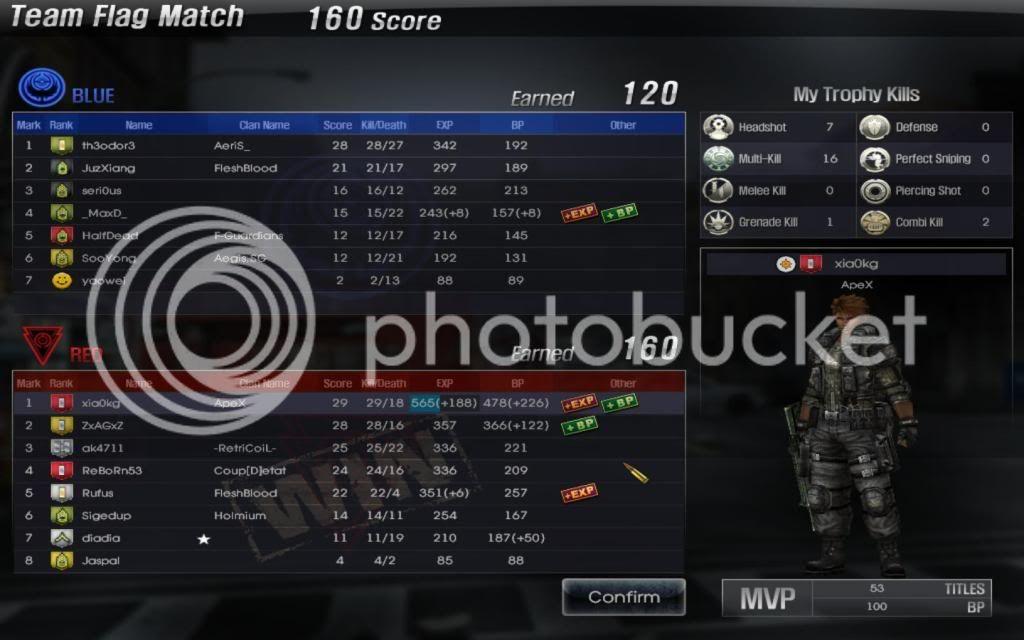 (-)Team Flag Match ScreenShot0205210915