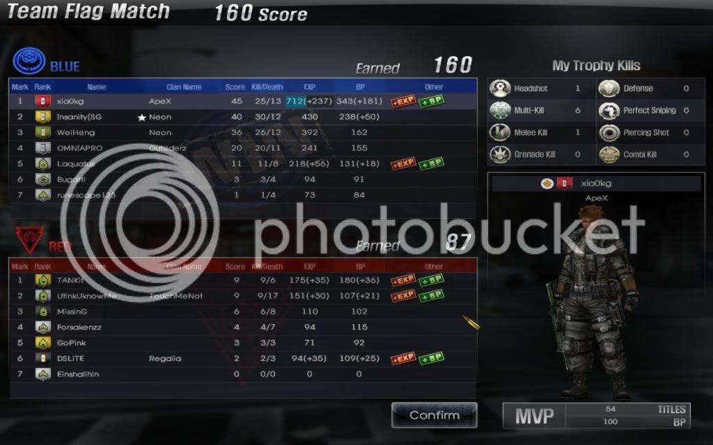 (-)Team Flag Match ScreenShot0205214202
