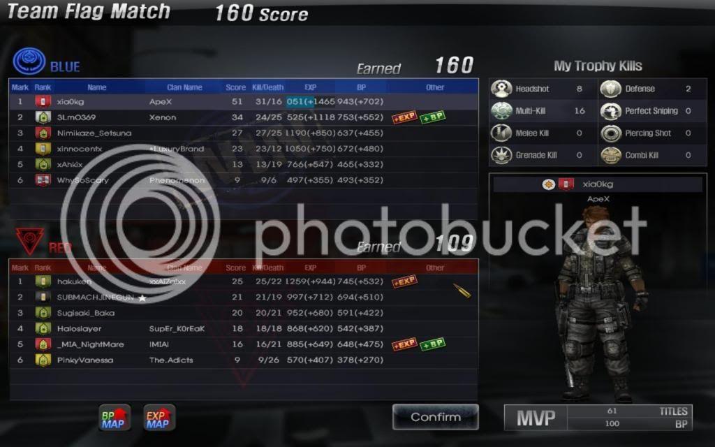 (-)Team Flag Match ScreenShot0213200231