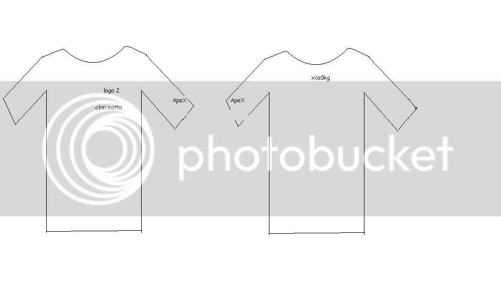 Clan Shirt Rough Design Clanshirt