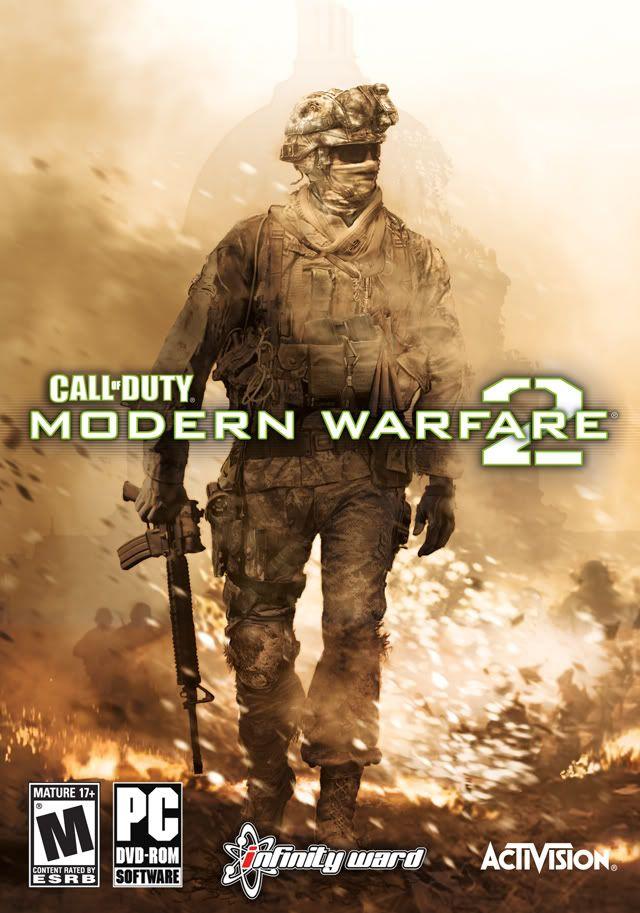 Call of duty 6 - Modern Warfare 2: Hướng dẫn download và cài đặt thành công 100% MW2