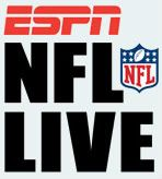 NFL Live With General Hon!