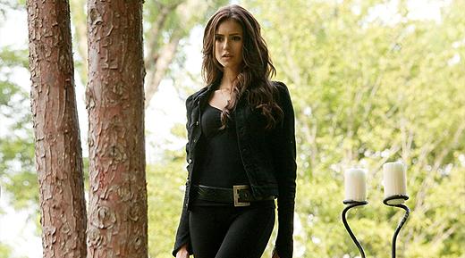 ♦ Nina Dobrev as Katherine Petrova Katherine