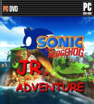 Sonic JR. ADVENTURE 3D! SONICJRADVENTURE