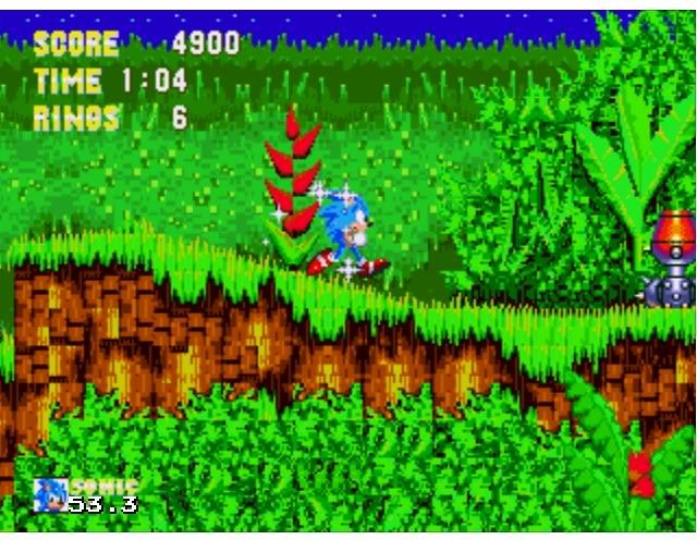 SONIC UNLEASHED MEGADRIVE EDITION Sonicunleashedmegadrivescreen1