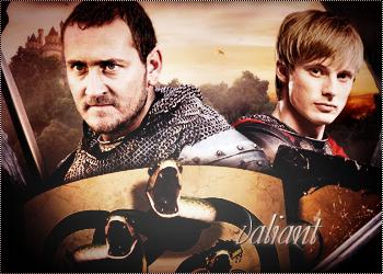[Merlin] 1.02 - Valiant (Le chevalier Valiant) Merlin102
