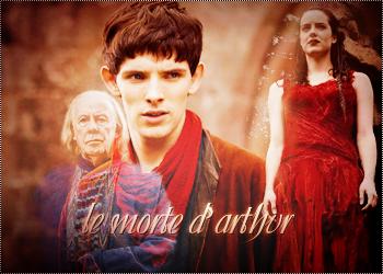 [Merlin] 1.13 – La Morte d'Arthur (La mort d'Arthur) Merlin113