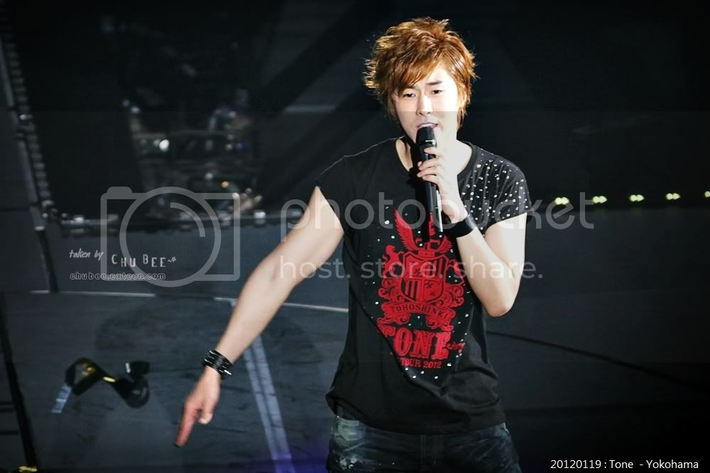 [PICS] TOHOSHINKI LIVE TOUR 2012 ~TONE~ CONCERT PART 2 201201199311