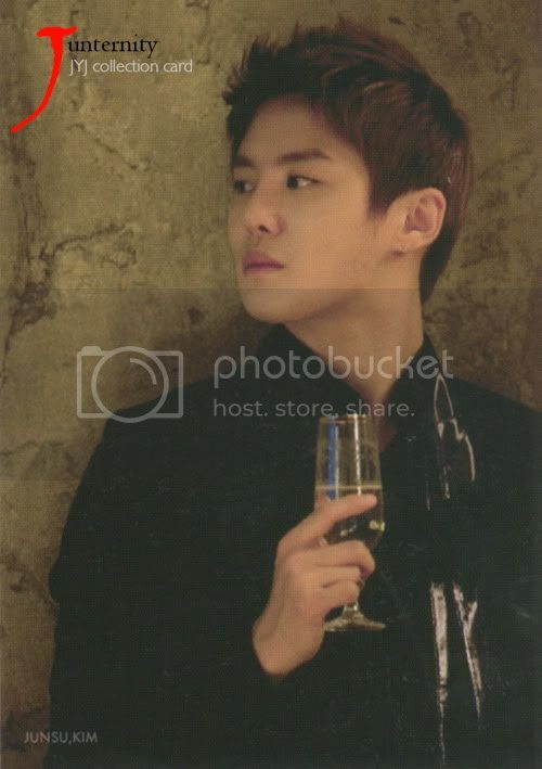 [PICS] JYJ COLLECTION CARD PART 9  Run10