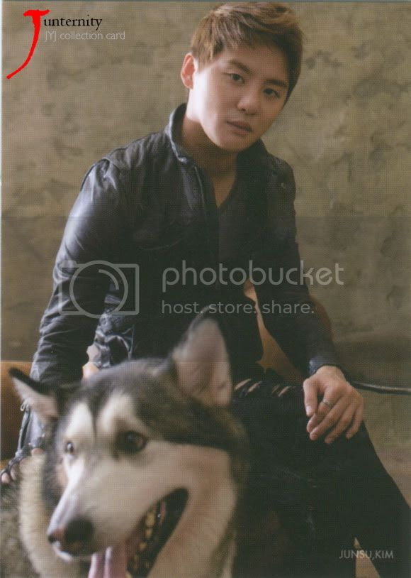 [PICS] JYJ COLLECTION CARD PART 9  Run11d