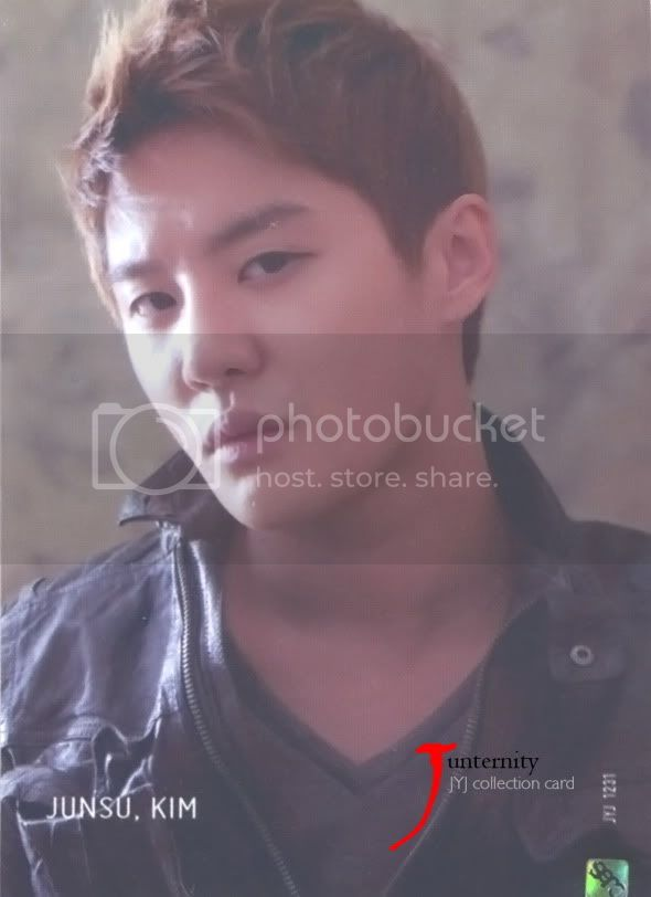 [PICS] JYJ COLLECTION CARD PART 9  Run13