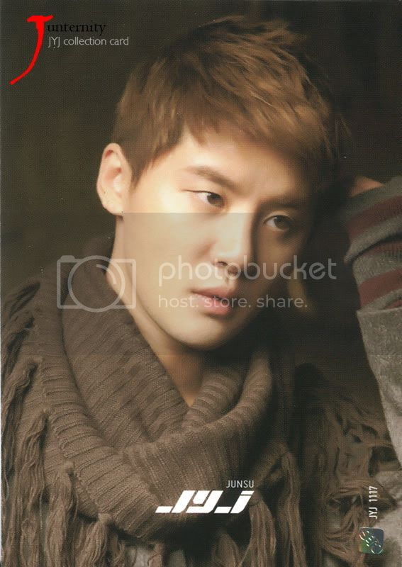 [PICS] JYJ COLLECTION CARD PART 9  Run8