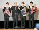 [PICS] 120202 JYJ – 2012 SEOUL NUCLEAR SECURITY SUMMIT PRESS CONFERENCE Th_201202020001820