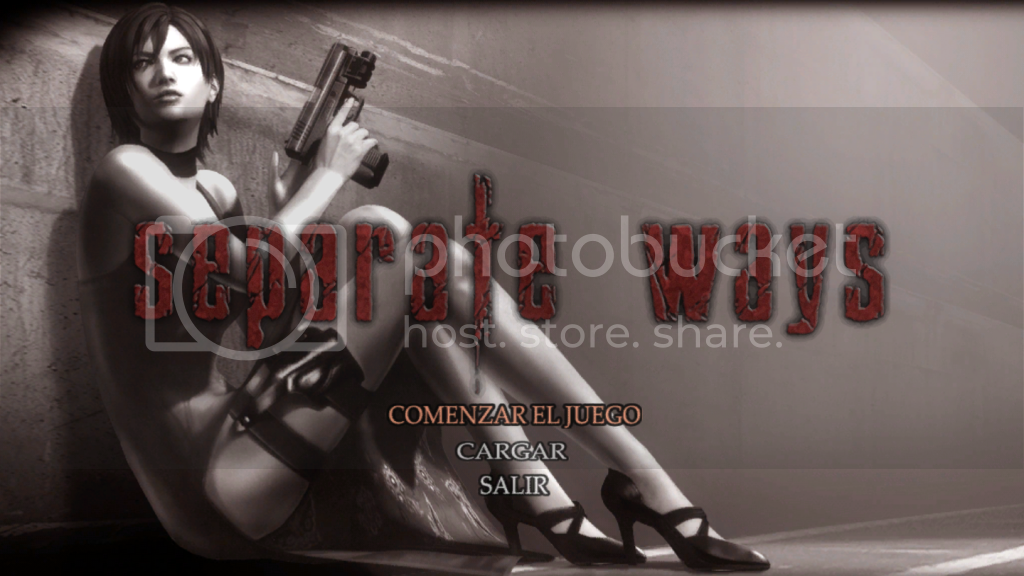 Ada Wong Resident Evil 6 (Separate Ways & Assignment Ada) SeparateWays
