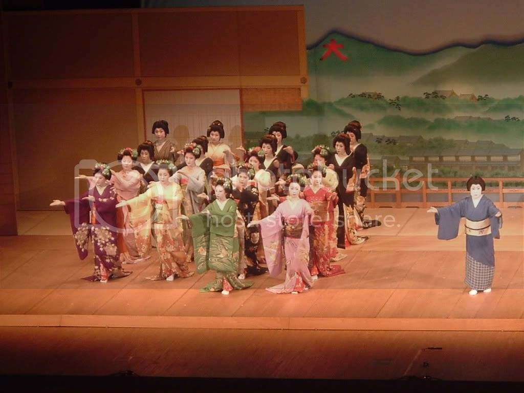 Les Geishas de A à Z 484d