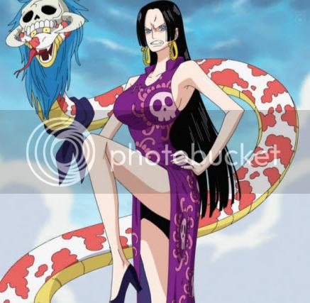 Cosplay groupe One Piece : Rejoignez-nous ! Hancock_War_Clothes