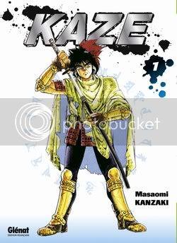 Les manga de sabre Kaze