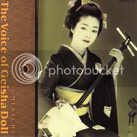 [J-Folk] Umekichi, une geisha hors-norme Umekichi