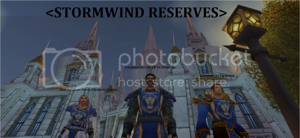Stormwind Defense