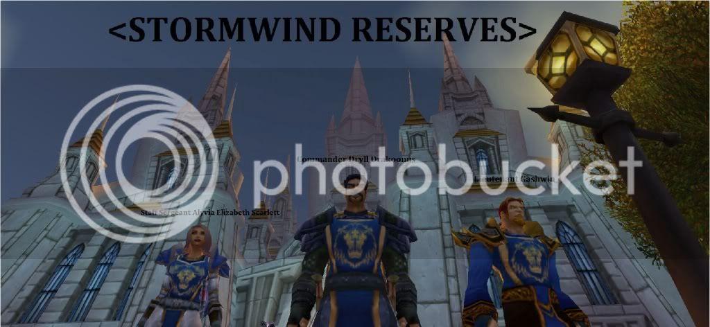 Stormwind Defense
