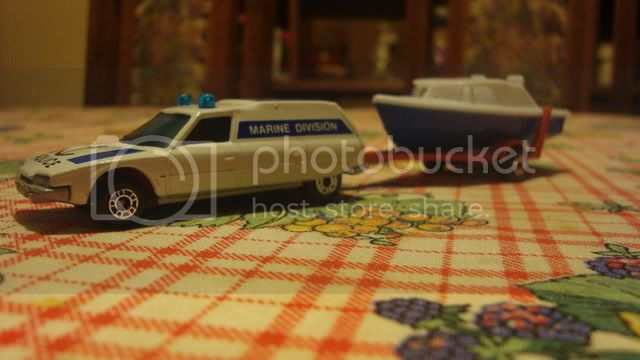 Citroen CX Team Matchbox DSC00505