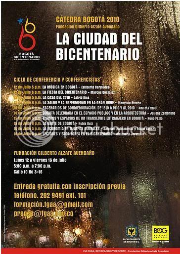 CATEDRA BOGOTA - BICENTENARIO CATEDRABOGOTA
