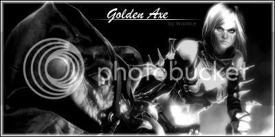 It's my turn! - Página 2 GoldenAxe