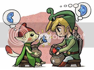 Para que luego no digan que no las quiero cabronas! Zelda Ost! Zelda-minish-cap