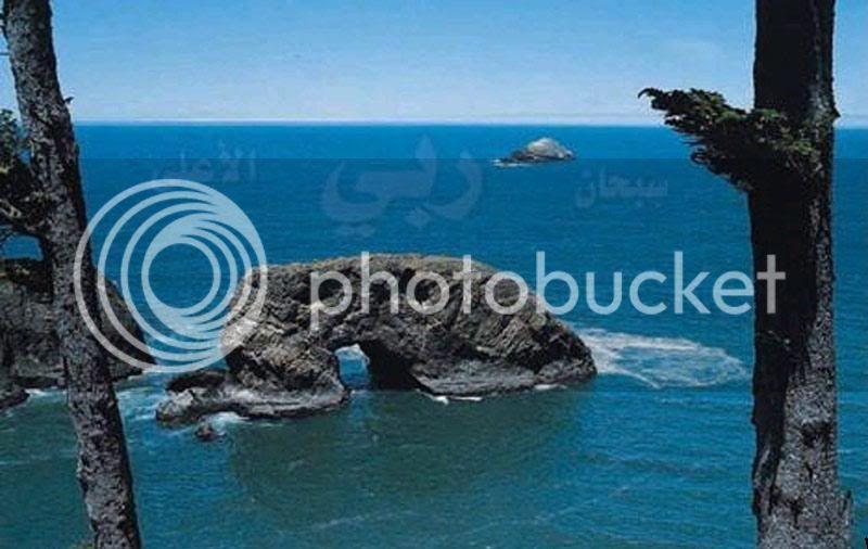 صخرة  ساجدة لله شكلها الله على هيئة إنسان ساجد --1