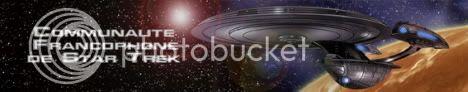 Communauté francophone sur Star Trek. BannirePubAAARGH468X92