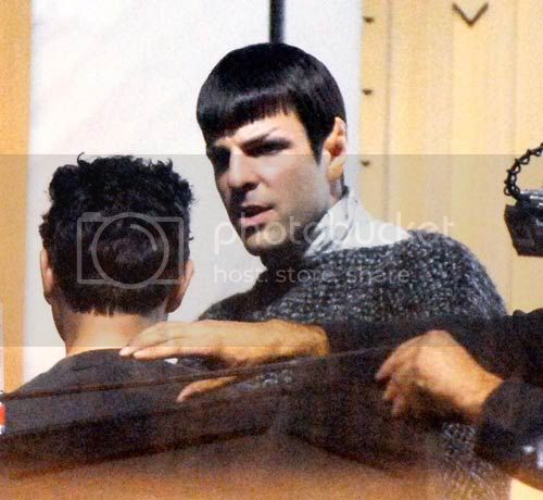 Zachary Quinto (Spock) - Page 2 Quintospock