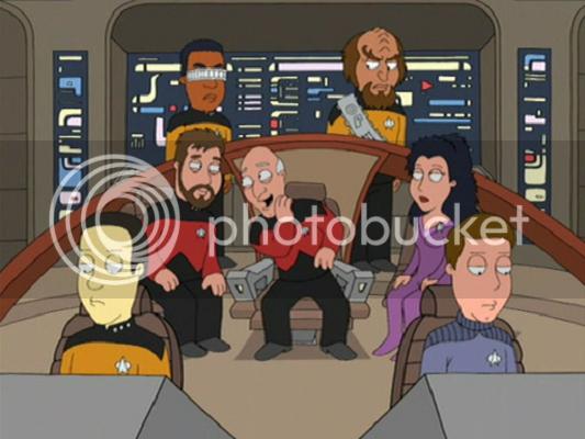 Publicités et Personnages Star Trek - Images ST Détournées - Page 2 Startrekpasserelle