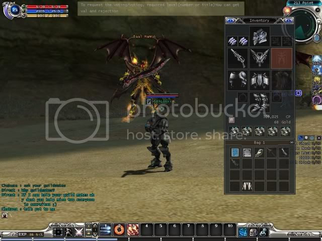 Episode 2 Screenies... from RF Ocean Private Server BaalHamon