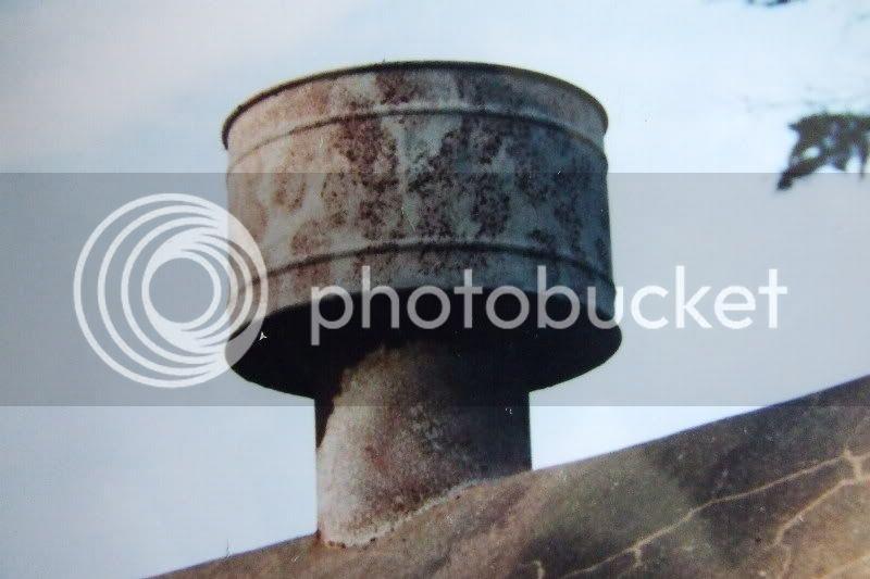 Système cheminée anti-grenades P173