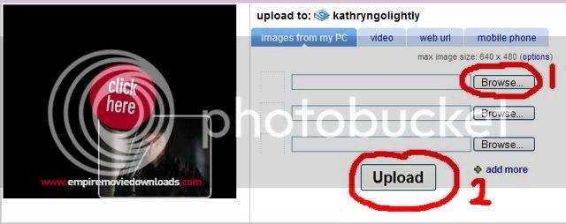 How to post pics Uploadingpics