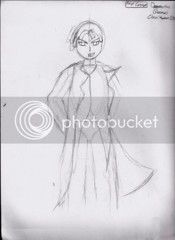 Killaman Anime/Manga Drawing Works - [Gallery + Feedback] - Page 2 DaemonFC