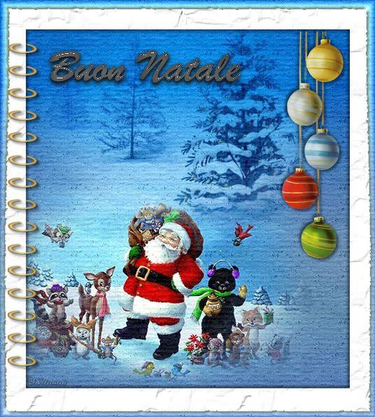 Scambiamoci gli Auguri di Buon Natale Bnb